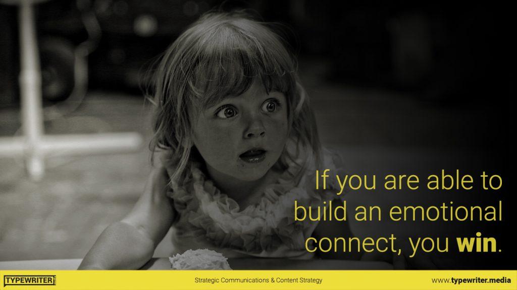 add emotion to presentation design