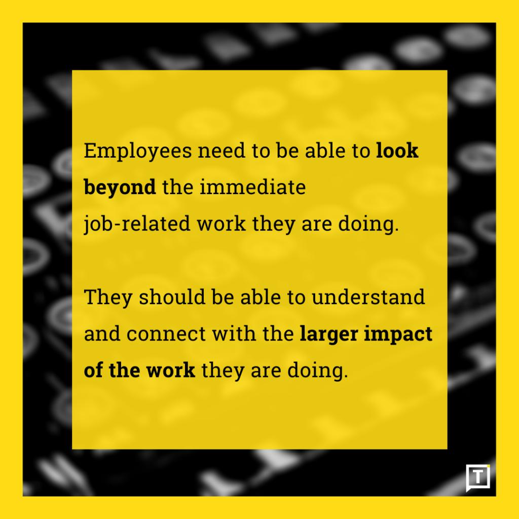company culture bigger picture