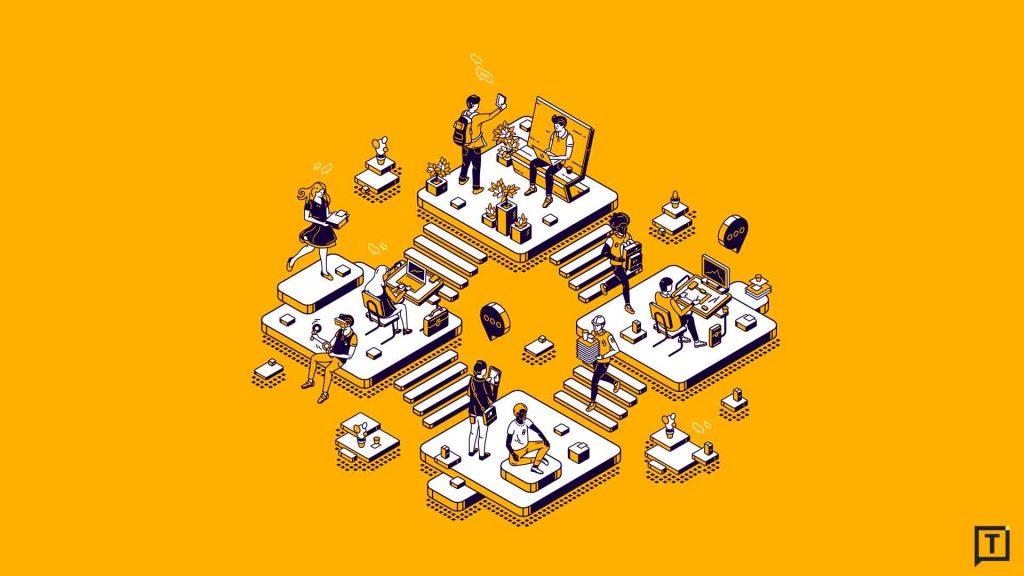 image representing Organizational design company culture