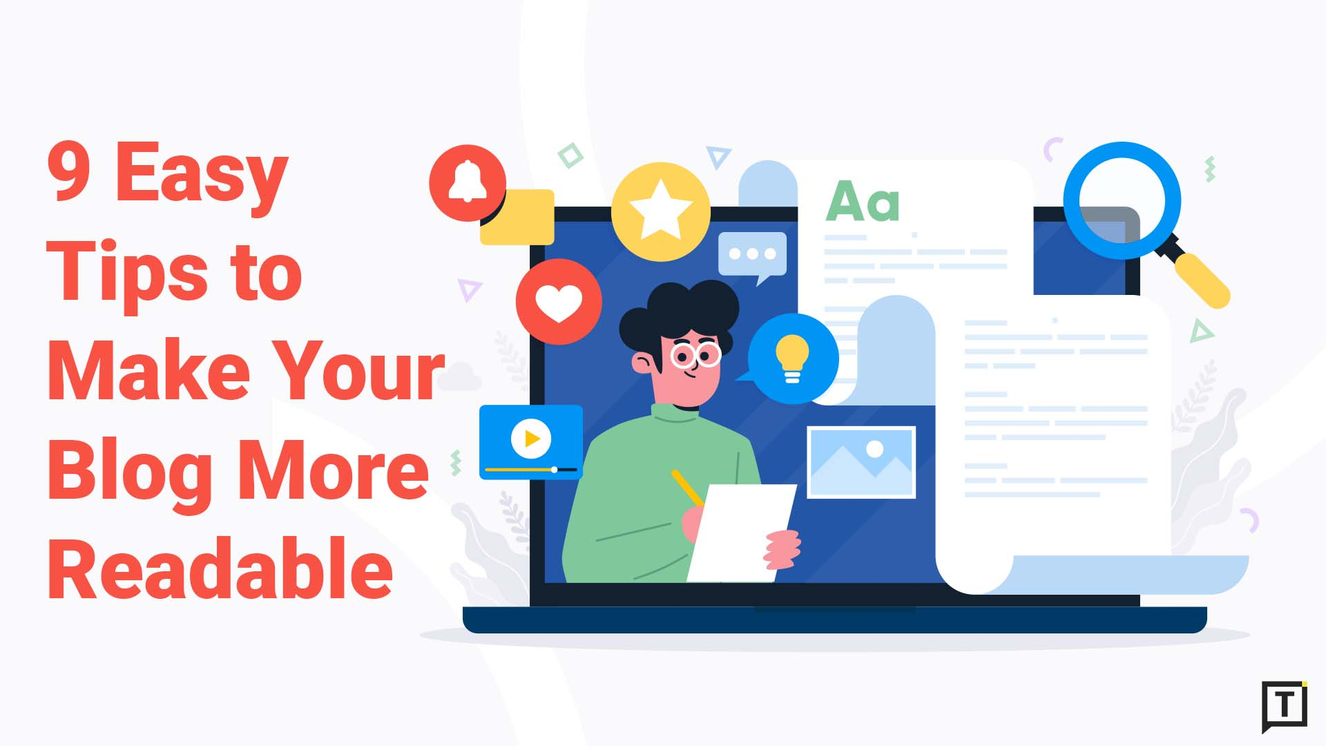9 Easy Tips to Make Your Blog More Readable cover image